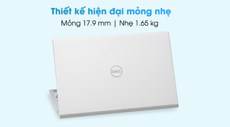 Laptop Dell Inspiron 5502 i5 (N5I5310W) - Thiết kế